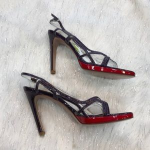 Materia Prima gorgeous sexy strappy party heels